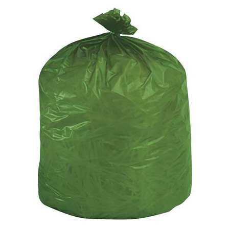 Ecosafe Compost Trash Bags,13gal,pk45