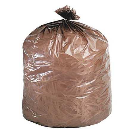 Eco Degradable Trash Bag,39gal,pk40