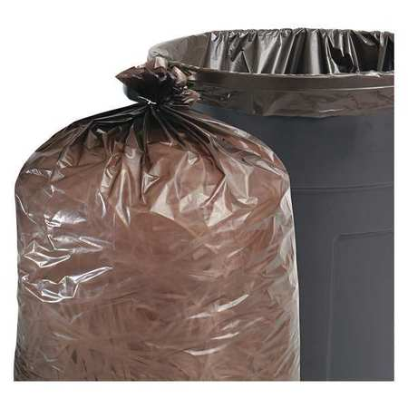 Trash Bags,recycle,65gal,pk100