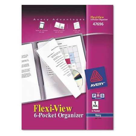 Flexi-View 6 Pocket Organizer