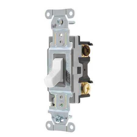 Wall Switch 20A 3 Way Type 1 to 2 HP by USA Bryant Electrical Wall Switches