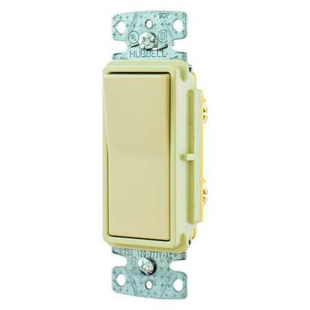 Wall Switch 15A 1 Pole Type 1 to 2 HP by USA Bryant Electrical Wall Switches