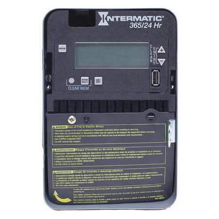 Electronic Timer 24 hr./365 Days 30A by USA Intermatic Electronic Timers