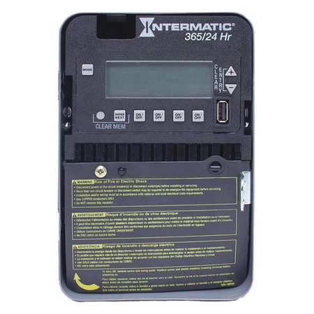 Electronic Timer 24 hr./365 Days 30A Model ET2145C by USA Intermatic Electronic Timers