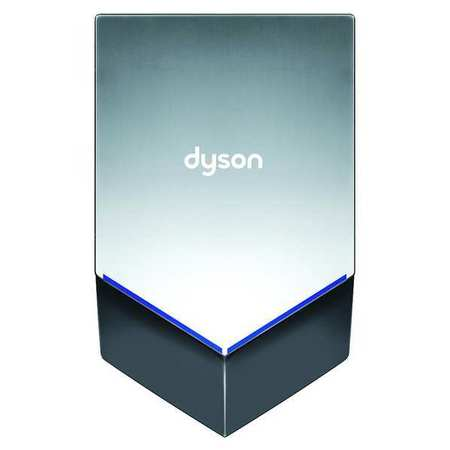 Hand Dryer,Integral,Polycarbonate ABS -  DYSON, 307172-01