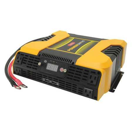 Inverter 115VAC 12.8VDC 3000W by USA Power Drive Electrical Power Inverters