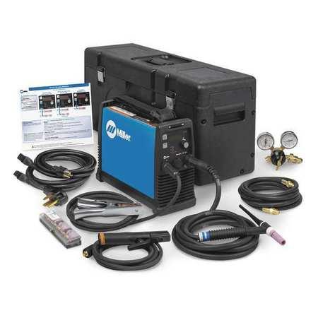 TIG Welder, Maxstar 161 STL Series, 120/240VAC -  MILLER ELECTRIC, 907710001