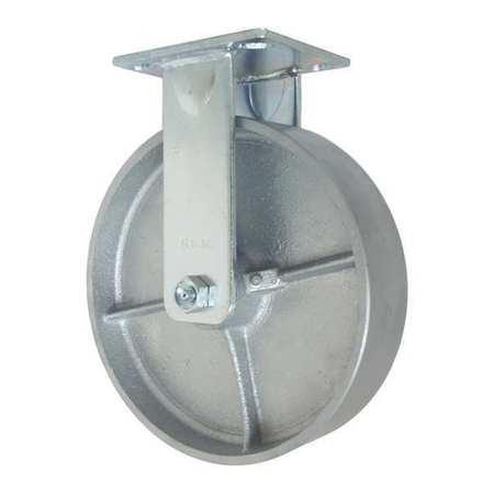 """RWM Rgd Cstr Cast Iron 8"""" 1400 lb"""