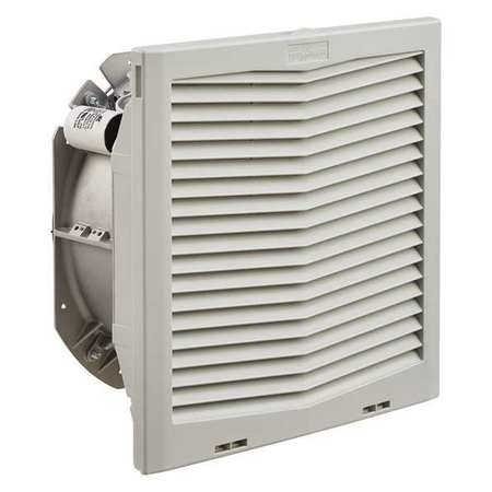 "Filter Fan Plastic 12.80"" H x 12.82"" L Model HF1326414R by USA Hoffman Voice & Data Communication Cabinets"