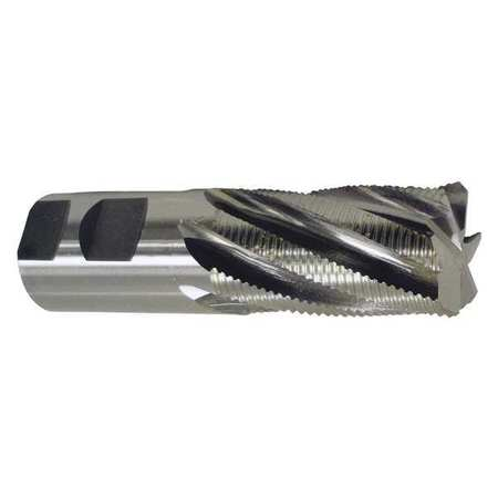 Cleveland End Mill Straight Bright 4 Flutes Square