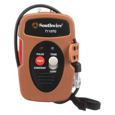 Tone Generator ABN and RJ11 Connectors by USA Southwire Data & Communication Test Equipment