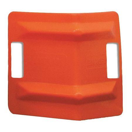 "Kinedyne Corner Protector Orange 11"" Size Plastic"