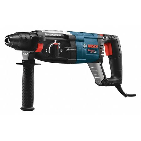 Rotary Hammer Kit,SDS Plus,8.5 Amps