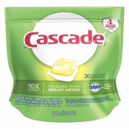 Dishwashing Detergent,Pouch,10.8 oz.,PK5