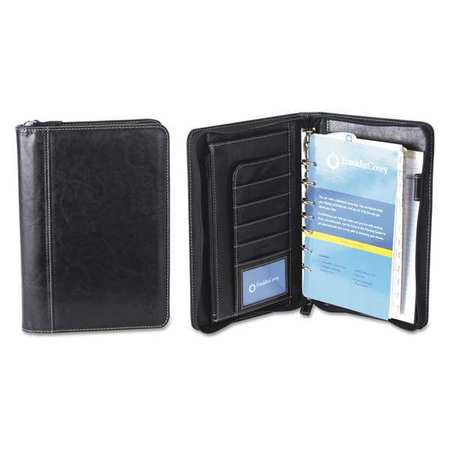 Binder Organizer Set,10-1/4x7-1/4,black