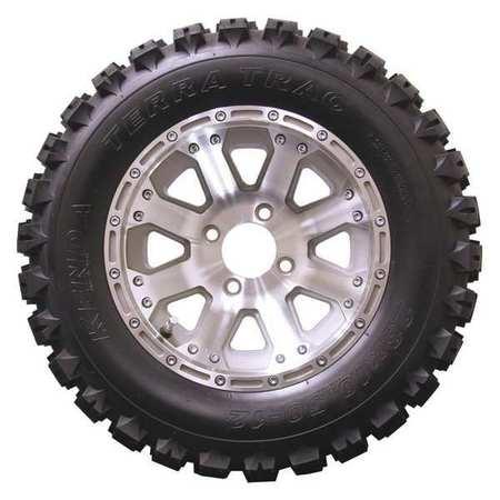 Cushman Tire and Wheel Terra-Trac Assembly