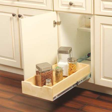 Cabinet Organizer,pull Out Drawer,5x12