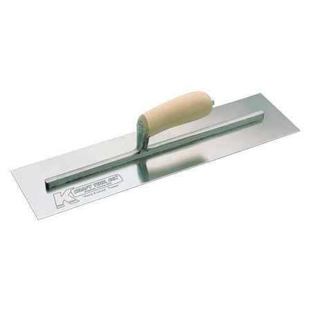 Kraft Tool Cement Finish Trowel CamelBack 18x4.5