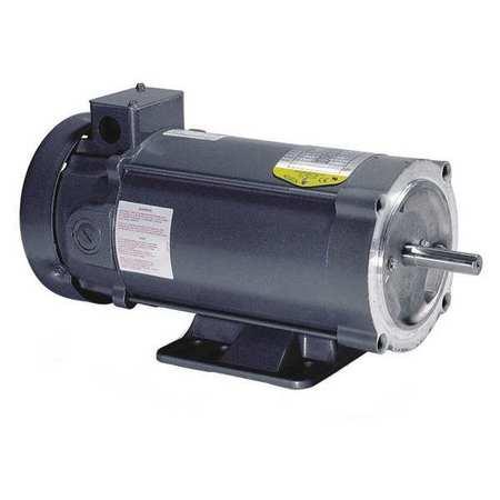 Motor 1/3 HP 1750rpm 56C TENV F1 Model CDP3320 by USA Baldor General Purpose AC Motors