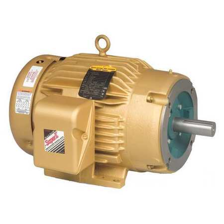 Motor 20HP 3520rpm 3PH 60Hz 256TC TEFC by USA Baldor General Purpose AC Motors