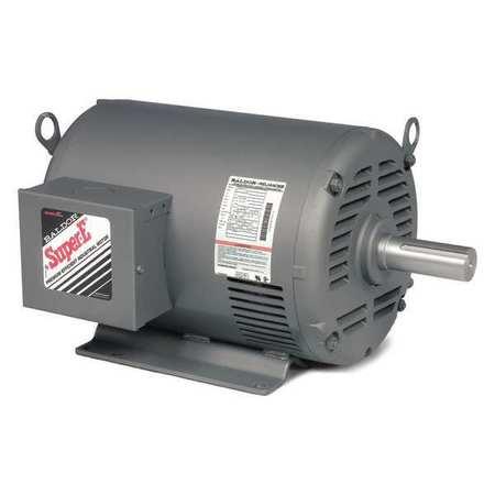Motor 2HP 1755rpm 3PH 60Hz 145T TEFC by USA Baldor General Purpose AC Motors