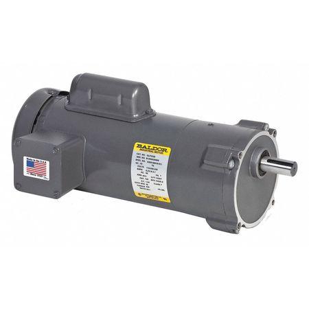 Gearmtr .33HP 1725rpm 1PH 60Hz PSLH TEFC by USA Baldor General Purpose AC Motors