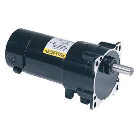 Gear Motor 180VDC 500rpm 5 1 by USA Baldor General Purpose AC Motors