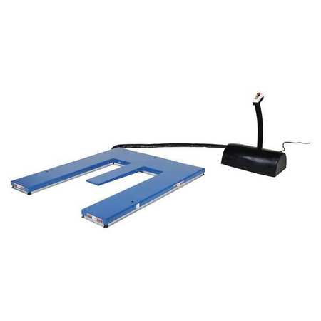 Vestil Electric Lift Table E Type 2K Capacity