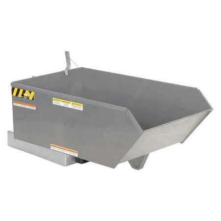 Vestil Self Dumping Hopper HD .25 cu yd Galv