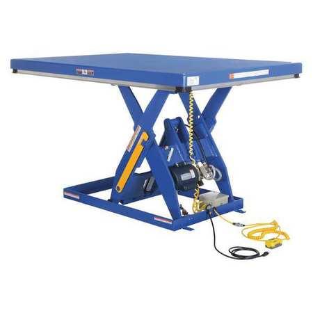 Vestil Electric Hydraulic Lift Table 2K 48x72
