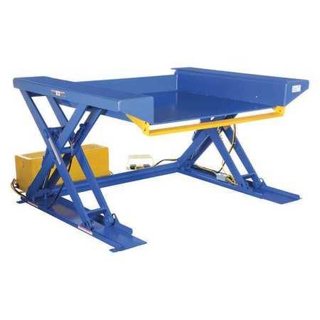 Vestil Ground Lift SciSSor Table 4K 52x51.5