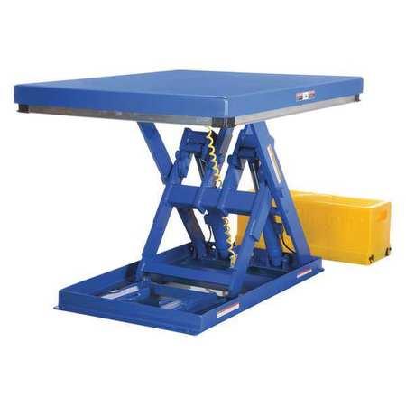 Vestil Low Profile Electric Lift Table 53x48