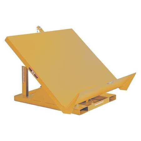 Vestil Efficient Master Tilt Table 4K 48x48 Yel