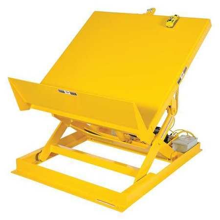 Vestil Ergo Lift/Tilt Table 2K 460V/Ph 3 48x48