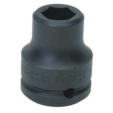 "Williams Impact Socket 3/4"" D 6Pt 27mm"