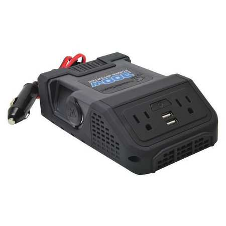 Multi Purpose Power Inverter 300W by USA Mobilespec Electrical Power Inverters