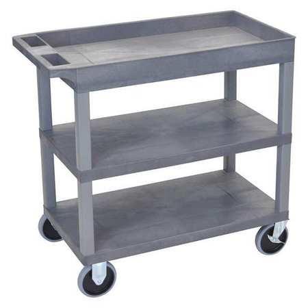 "Luxor Cart (2)Flat 1 Tub Shelf 18""x32"