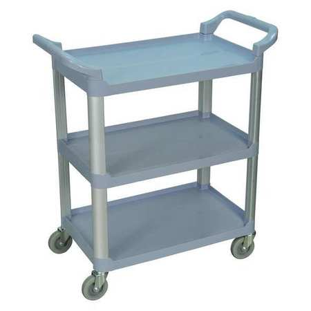Luxor Serving Cart (3) Shelves Type SC12-G
