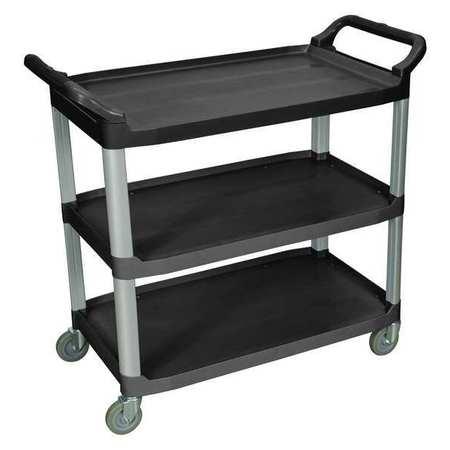 Luxor Serving Cart (3) Shelf L