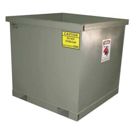 Hippo Hopper Monkey Box Hopper 5 yd. 6500 lb.