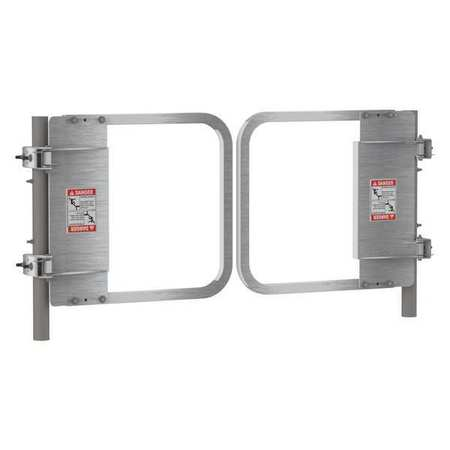"""PS Safety Gate Dual 16 to 22.5"""" SS"""