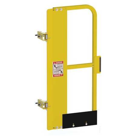 """PS Safety Gate Adj FH 25 to 29"""" Yellow"""