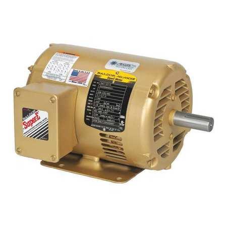 Motor 1/3 HP 1725 rpm 3 Phase by USA Baldor General Purpose 3 Phase AC Motors