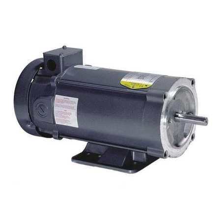 Permanent Magnet Motor 1 HP 1750 rpm by USA Baldor DC Permanent Magnet Motors
