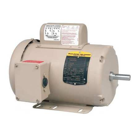 Farm Duty Motor 3/4 HP 1725 rpm 1 Phase by USA Baldor AC Farm Duty Motors