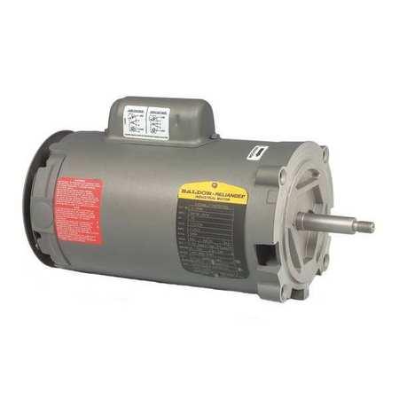 Pump Motor 1/2 HP 3450 rpm 1 Phase 60 Hz by USA Baldor Jet/Well Pump Motors