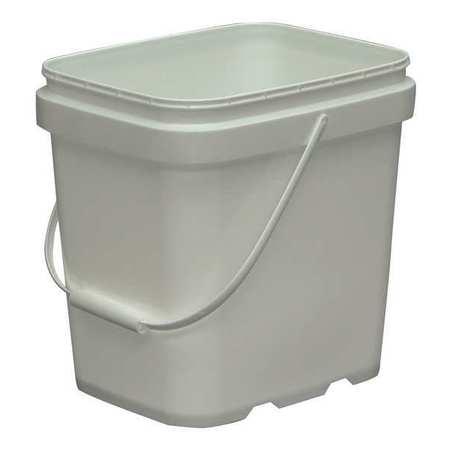 Plastic Container,2 Gal.