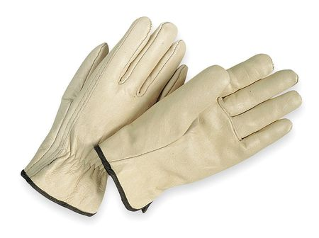 Driver's Gloves Cowhide Leather
