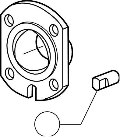 Sandvik Coromant SLEEVE Type 5252 010 03