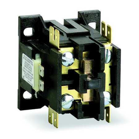 Dfinit Prpose Cntactr 277VAC 20A 1P Open by USA Square D Electrical Motor Magnetic Contactors